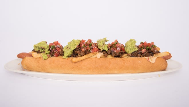Asada Dog is among the new food items the D-Backs announced for their upcoming season at Chase Field.