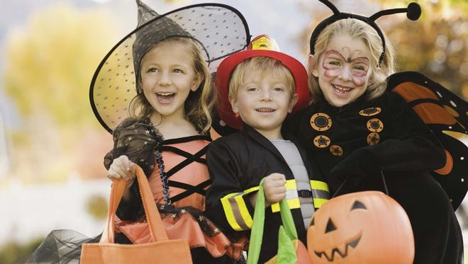 No worries: Bad weather should wait to arrive until after most Trick-or-Treating is over.