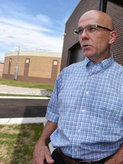 Tim Faas, Canton municipal services director, talked