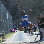 Mia Adams is one of five Louisiana Tech long jumpers to qualify for this weekend's NCAA East prelims.