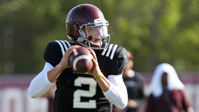 Texas A&M sophomore Johnny Manziel is linked to two more autograph sessions in January, according to a report Monday by ESPN 'Outside the Lines'.