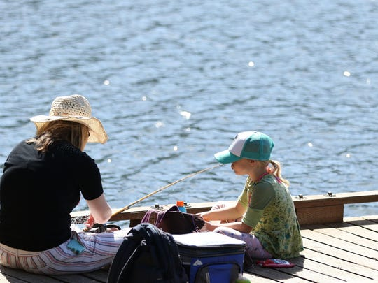 Free Fishing Weekend is Sept. 1-2. Events are happening across Oregon.