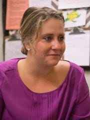Laura Mortier oversees the youth programs at The B.L.O.C.K.