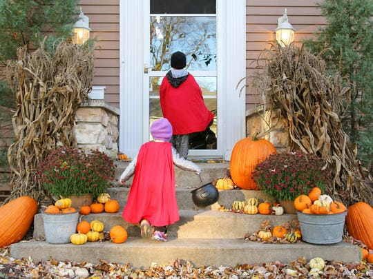 """While the threat of """"tricks"""" at Halloween is now mostly benign, things were different many decades ago."""
