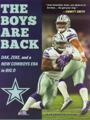 """The Boys Are Back: Dak, Zeke, and a New Cowboys Era in Big D"" by Jean-Jacques Taylor"