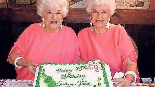 Barnum-Kirk 90th Birthdays