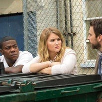 Nearly 3 years after accident, Tracy Morgan is back on-screen