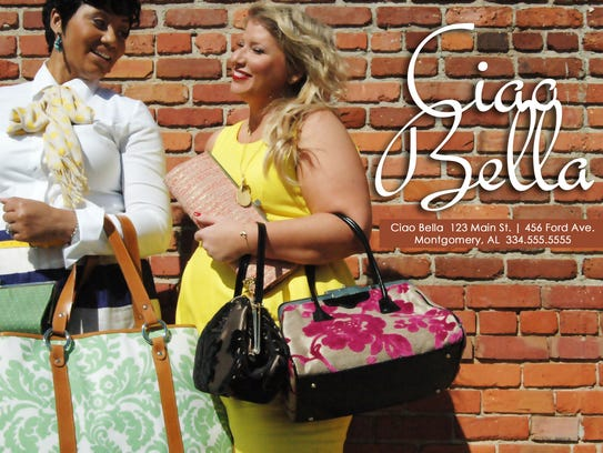 Ciao Bella in EastChase offers handbags, and locally-made