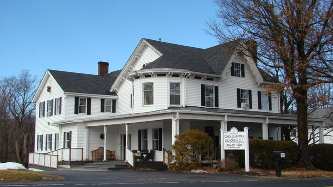 The former residence of  W.A. Lawrence, now the law offices of Cohen, LaBarbera & Landrigan, LLP.