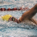 KHSAA State Swimming and Diving Meet, Feb. 24, 2018