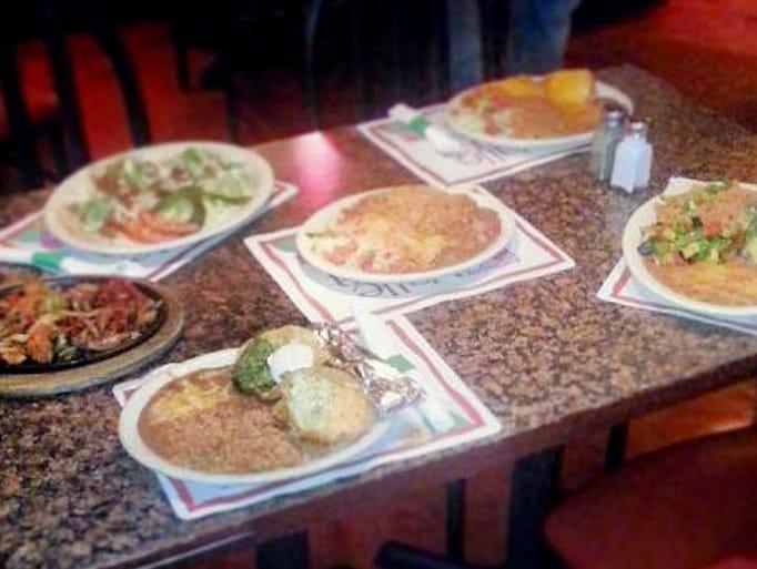 Central Phoenix Mexican Restaurants