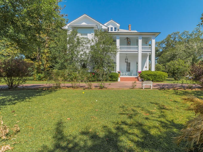 This 5 bedroom, 3 bath home is located at 106 Lafayette