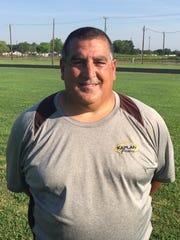 Kaplan Head Coach Stephen Lotief has a career record