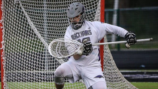 Bloomfield Hills senior Jack Maher-Gogonis earned a spot on the Greece National Lacrosse Team which will play at the 2018 World Championships this summer in Israel.