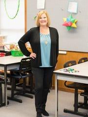 Ginger Knight, Teacher, Grace Episcopal School MakerSpace