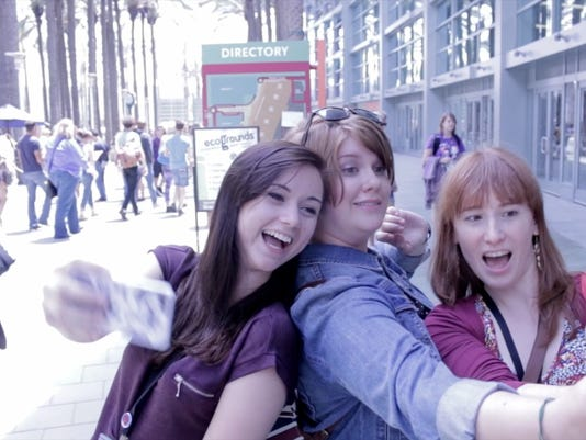 Talking Tech: The art of the selfie — some tips