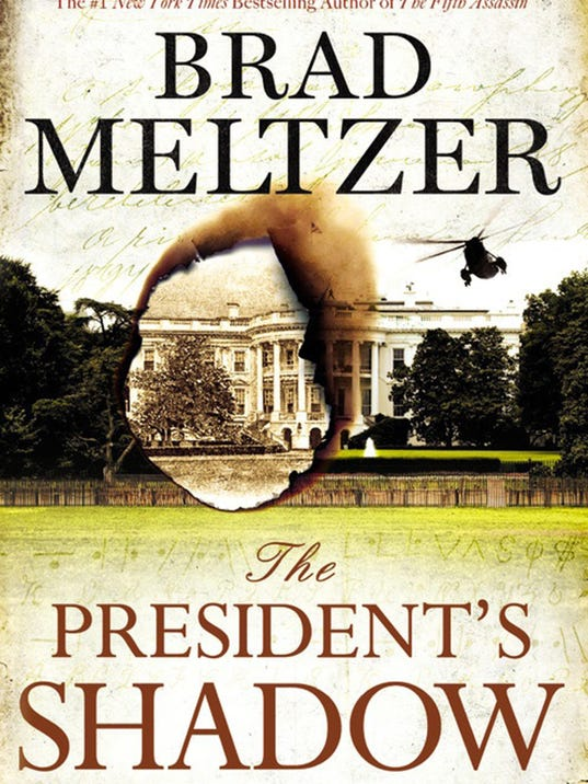 Interview: Brad Meltzer, author of ëThe Presidentís Shadowí