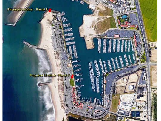 The Ventura Port District is looking to develop two properties it owns.