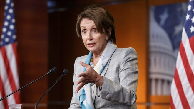 House Minority Leader Nancy Pelosi, D-Calif. (J. Scott Applewhite, AP)