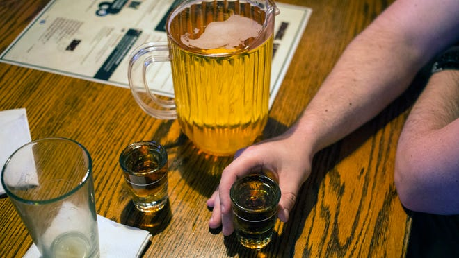 Beer and Bourbon go side-by-side in most Louisville bars as old Irish-German tradition meets pop culture fascination. 5/12/15