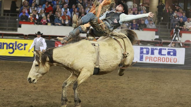 The North American Championship Rodeo Thursday Nov. 10-Saturday Nov. 12, at Freedom Hall at the Kentucky Exposition Center.