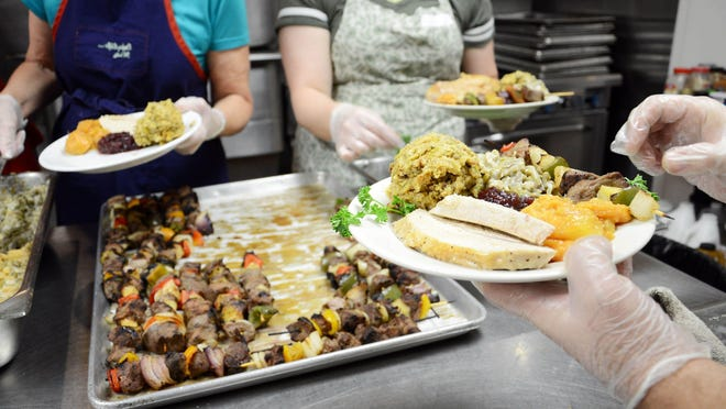 Daily Bread has provided meals and other services for the poor and homeless in Brevard for 30 years.