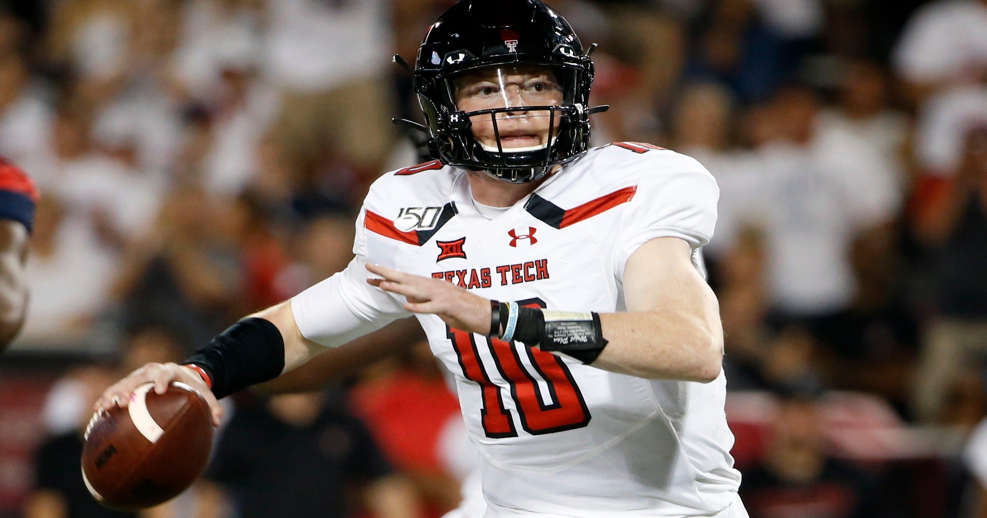 Texas Tech Vs Ou Sooners Football How To Watch On Tv Live