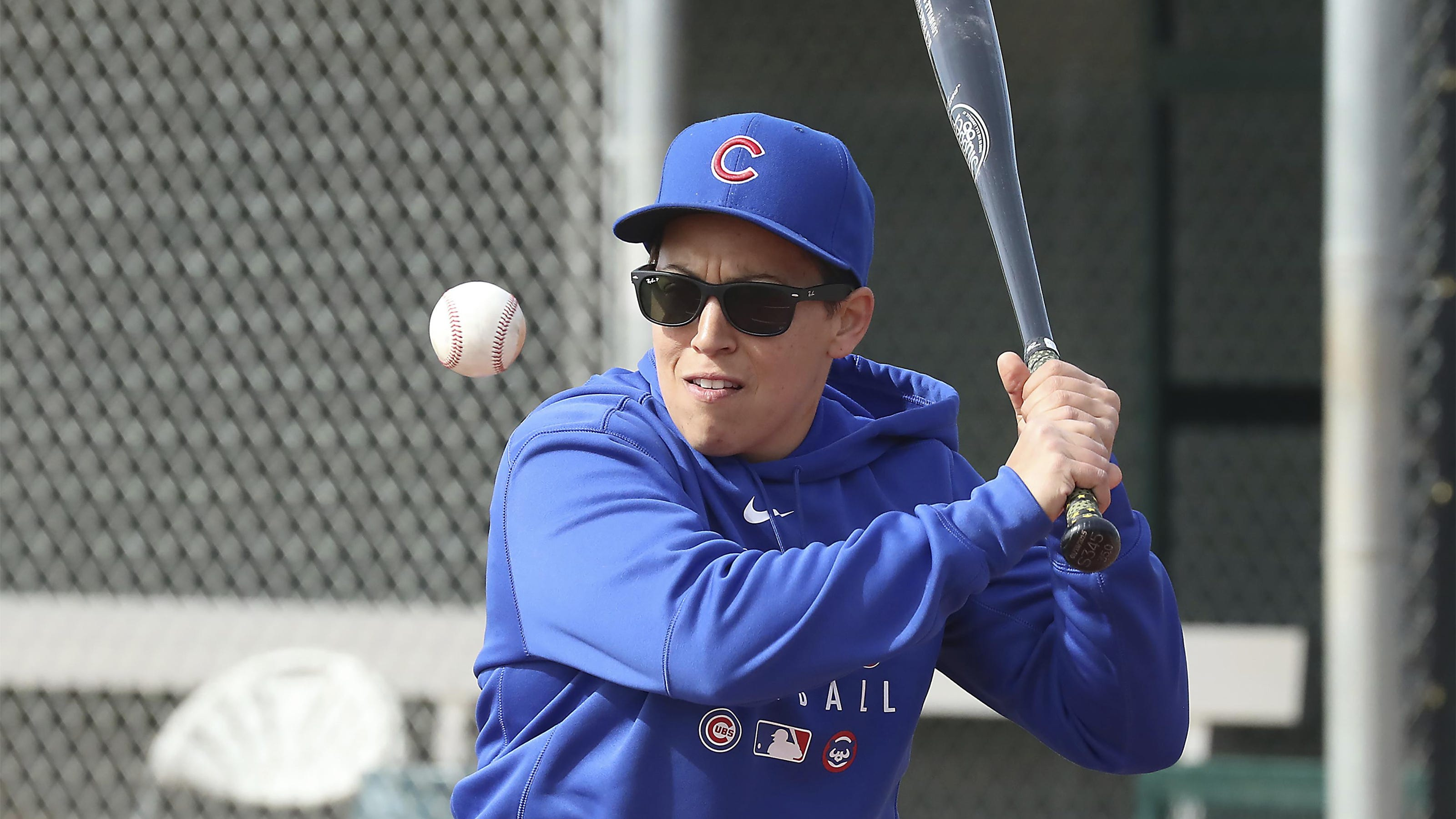 Women in baseball on rise