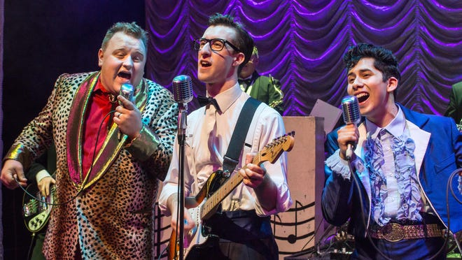 """Buddy: The Buddy Holly Story"" is on stage at UPAC in Kingston, 8 p.m. Feb. 15. Tickets for the play start at $34."