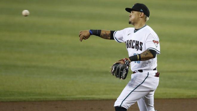 Arizona Diamondbacks second baseman Ildemaro Vargas was traded to the Minnesota Twins.