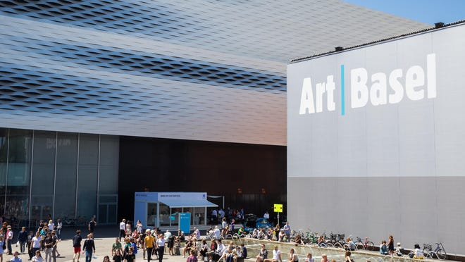 Art Basel's 2020 Swiss edition has been canceled because of coronavirus concerns.