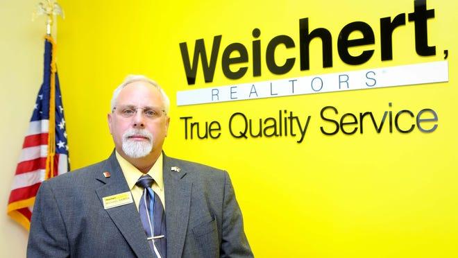 Michael Garcia, broker/owner Weichert True Quality Service in Lake Worth, Monday, March 9, 2020.