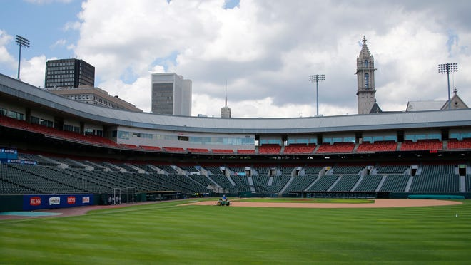 Sahlen Field in Buffalo is the home of the Toronto Blue Jays this season.