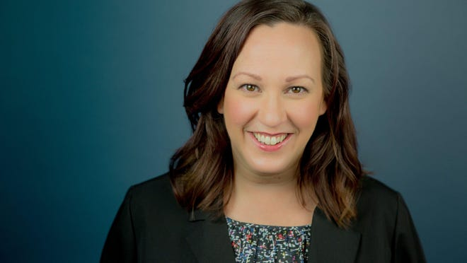 MJ Hegar is running to unseat U.S. Senator John Cornyn in the November  election.