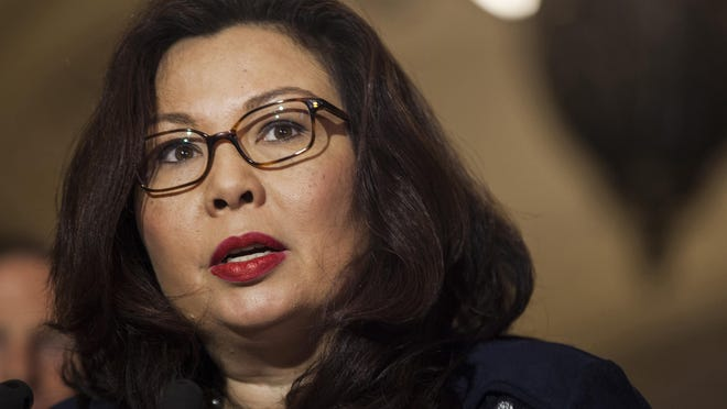 Sen. Tammy Duckworth, D-Ill.