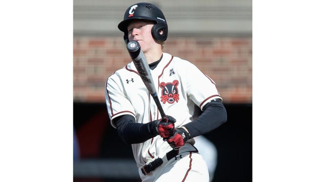 Bedford graduate Joey Wiemer, an outfielder from the University of Cincinnati, was drafted by the Milwaukee Brewers on Thursday night in the MLB Draft.