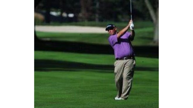 Green Meadows Golf Course professional Tim Katanski recently won the first Senior PGA event of his career.