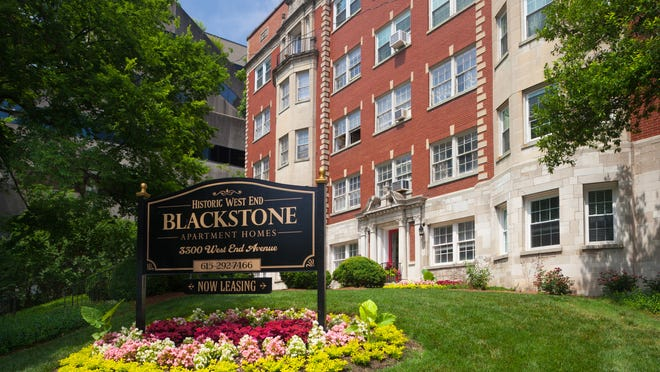 Jack May paid $23.5 million for the  Blackstone & Fairmont and Lee apartments.