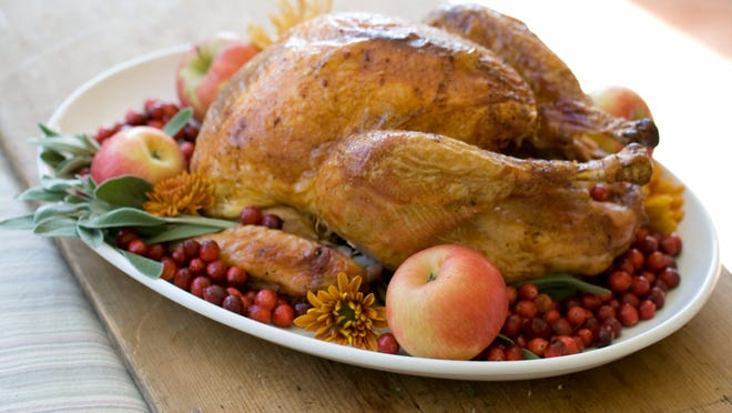 The safest way to thaw a frozen turkey is in the refrigerator. You'll need about 24 hours per 4 to 5 pounds of turkey.