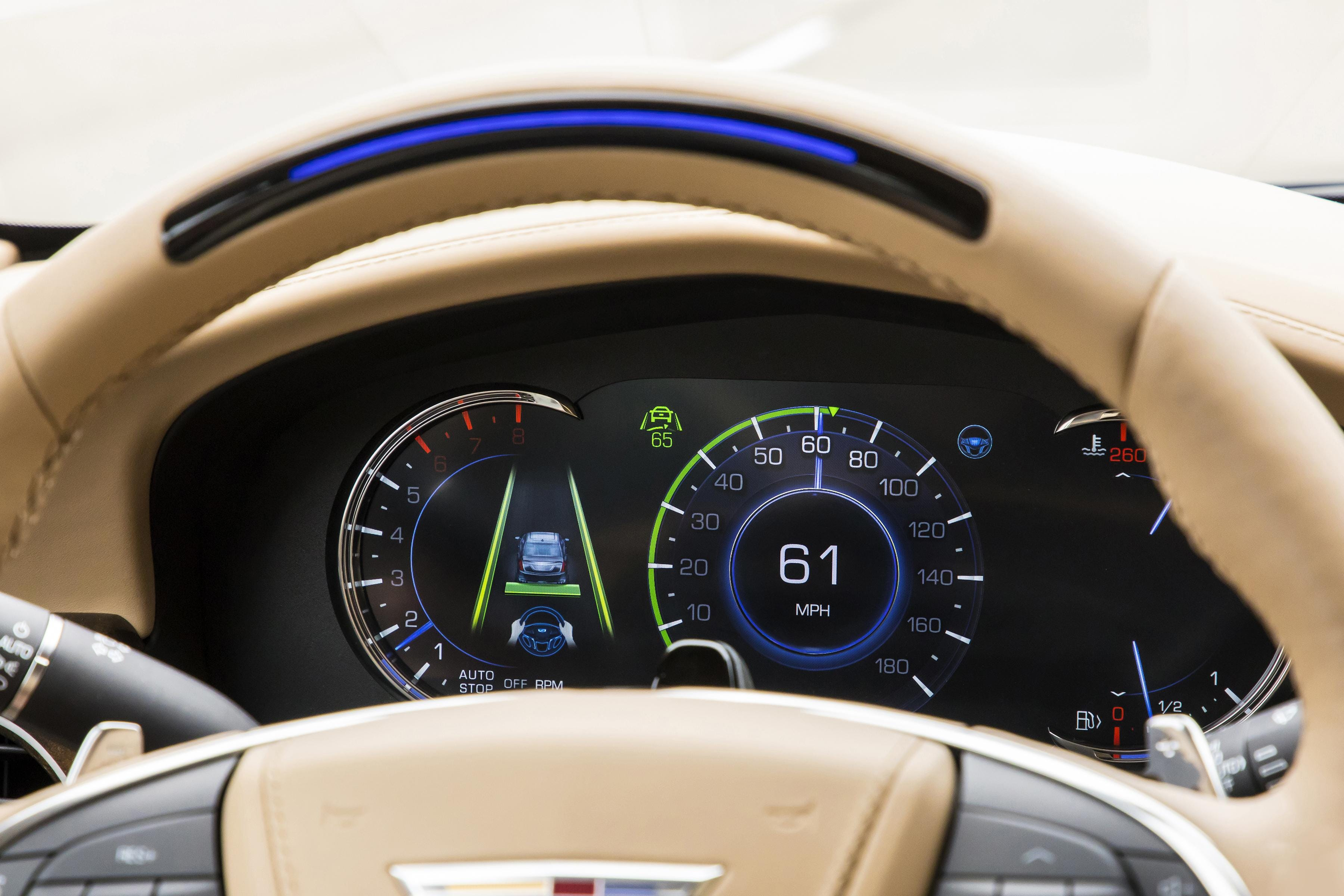 Adaptive Cruise Control System First Detailed Information Chrysler