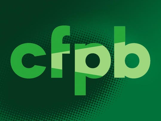 Iconic_Consumer Financial Protection Bureau