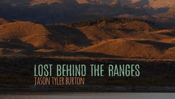 """Lost Behind the Ranges"" is the new album from Jason"