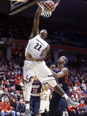 Coreontae DeBerry is in better shape this season, and has scored 12 points in back-to-back games to begin the season.
