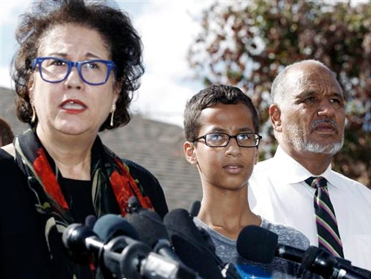 Attorney Linda Moreno, Ahmed Mohamed, Mohamad Elhassan