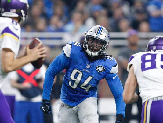 NFL: Minnesota Vikings at Detroit Lions