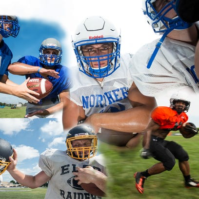 The Year of the Running Back in Lebanon County?