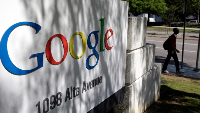 Google's headquarters is located in Mountain View, Calif.