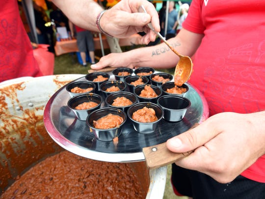 19th Annual Hillbilly Chili Cook-off