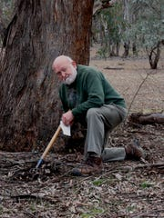Jim Trappe has gone all over the world studying truffles