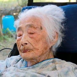 World's oldest person, last survivor of 19th century, dies in Japan at 117